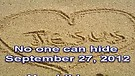 No one can hide – September 27, 2012
