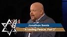Rabbi Jonathan Bernis | A Lasting Peace, Part 2