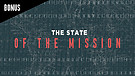 The State of The Mission - Go - BONUS   Pastor Dusty Brown